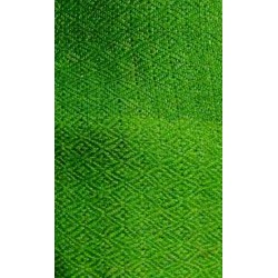 écharpe cachemire vert
